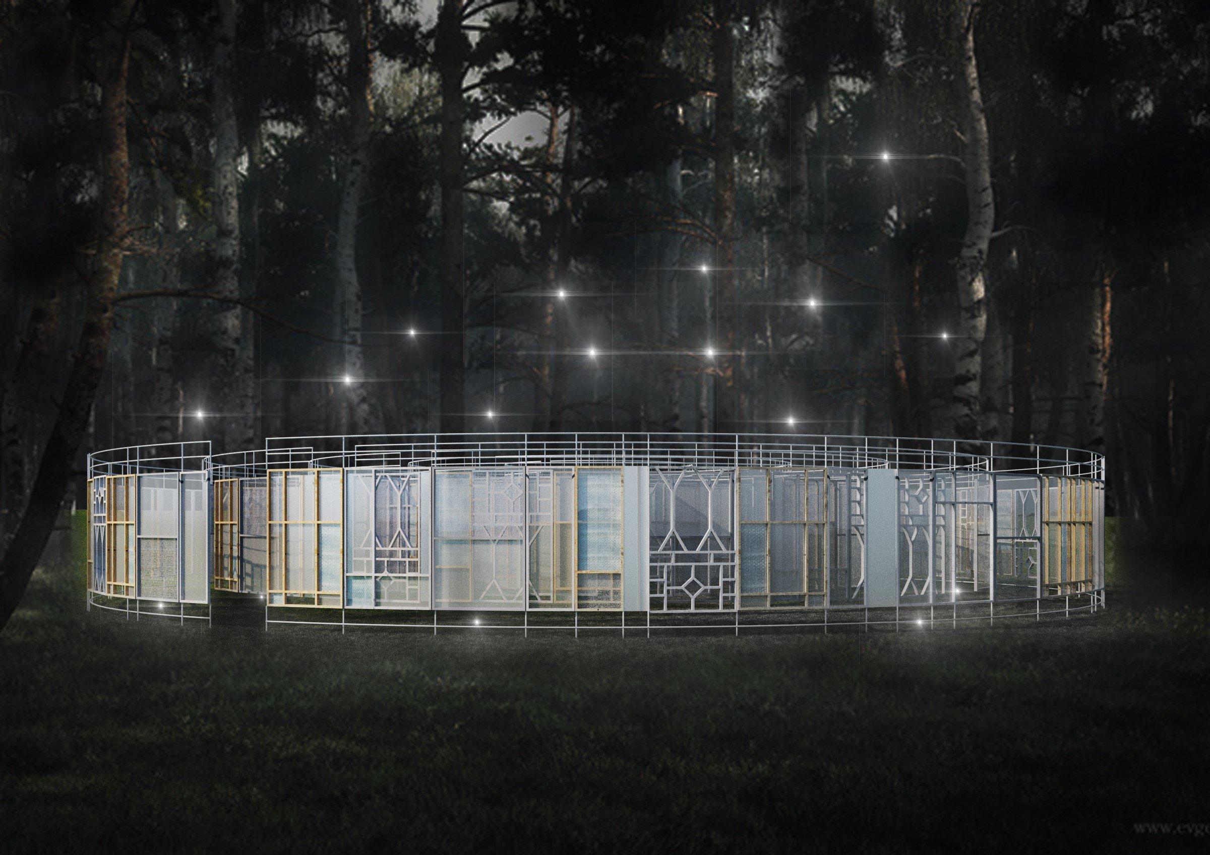 Дарья Кольцова – Initiation in the Underground Forest